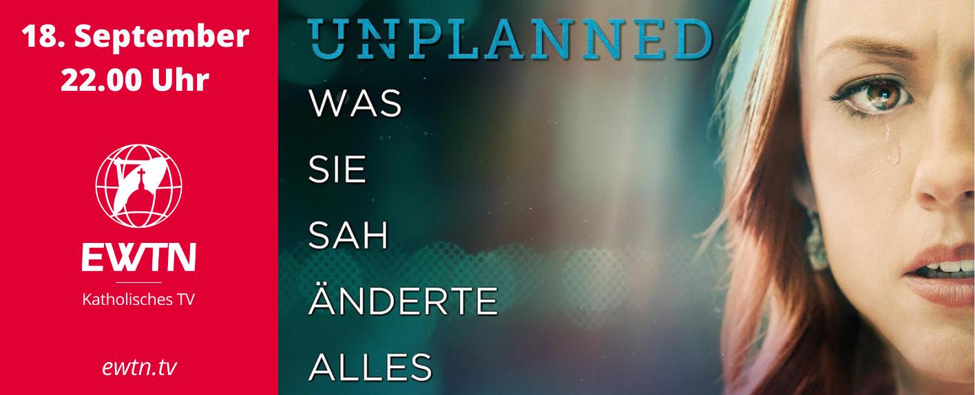 UNPLANNED - Spielfilm
